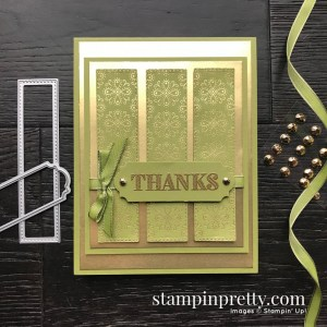 Ornate Garden Suite by Stampin' Up! Card by Mary Fish, Stampin' Pretty