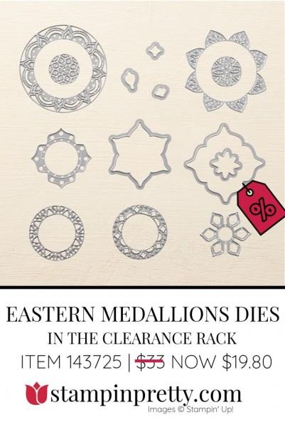 Clearance EASTERN MEDALLION DIES 143725