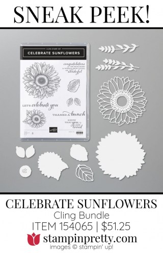 Celebrate Sunflowers Bundle by Stampin' Up!
