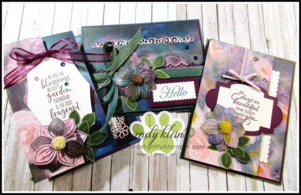 Stampin' Pretty Pals Sunday Picks 05.17- Wendy Klein