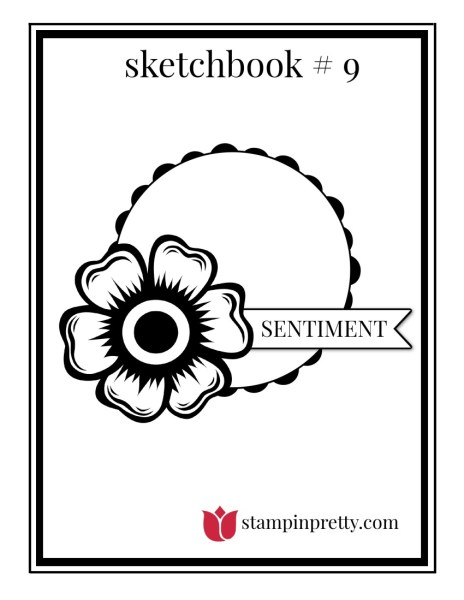 Stampin' Pretty Sketchbook 9