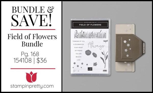 Bundle & Save Field of Flowers 154108