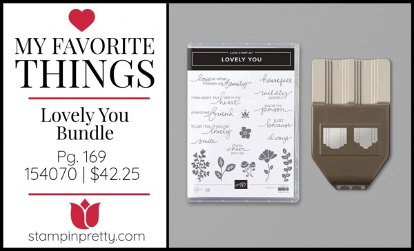 My Favorite Things - Lovely You Bundle