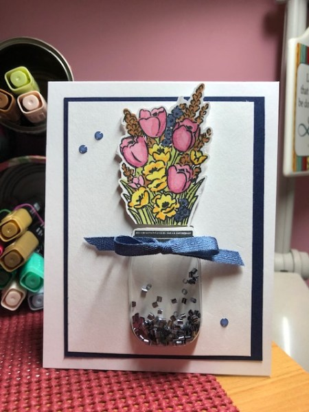 Stampin' Pretty Pals Sunday Picks 07.12- Frenchie Hum