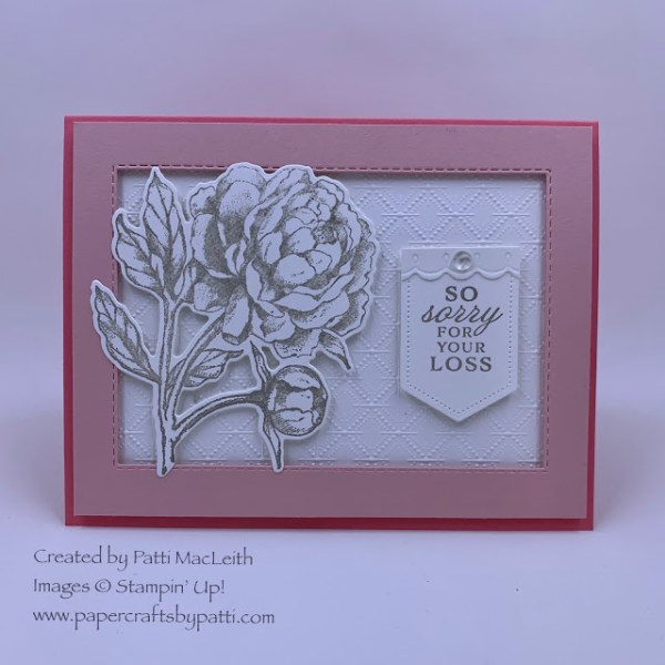 Stampin' Pretty Pals Sunday Picks 07.12- Patti MacLeith