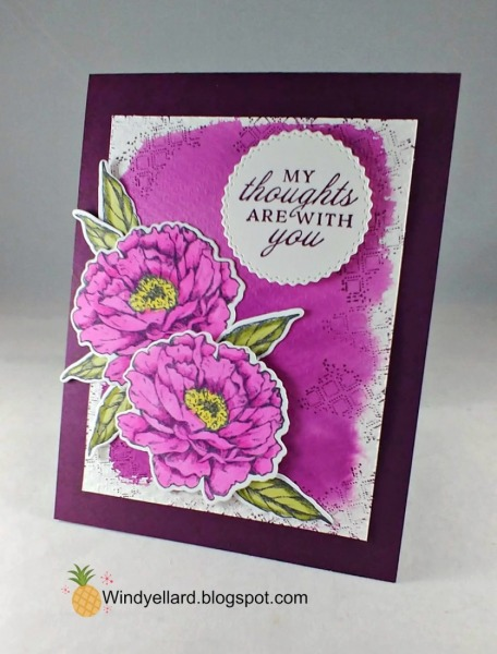 Stampin' Pretty Pals Sunday Picks 07.12- Windy Ellard