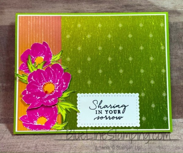 Stampin' Pretty Pals Sunday Picks 08.02-Jackie Beers