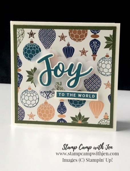 Stampin' Pretty Pals Sunday Picks 08.02-Jen Roque