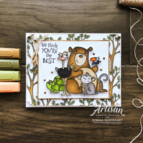 Stampin' Pretty Pals Sunday Picks 08.02-Stesha Bloodhart