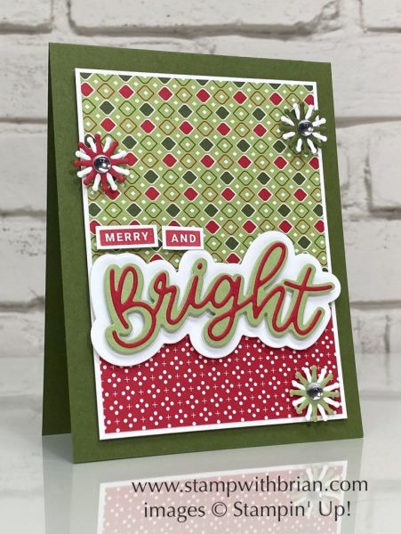 Stampin' Pretty Pals Sunday Picks 08.09 Brian King