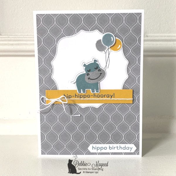Stampin' Pretty Pals Sunday Picks 08.09 Debbie Mageed