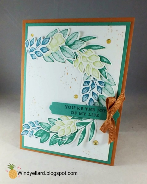 Stampin' Pretty Pals Sunday Picks 08.09 Windy Ellard