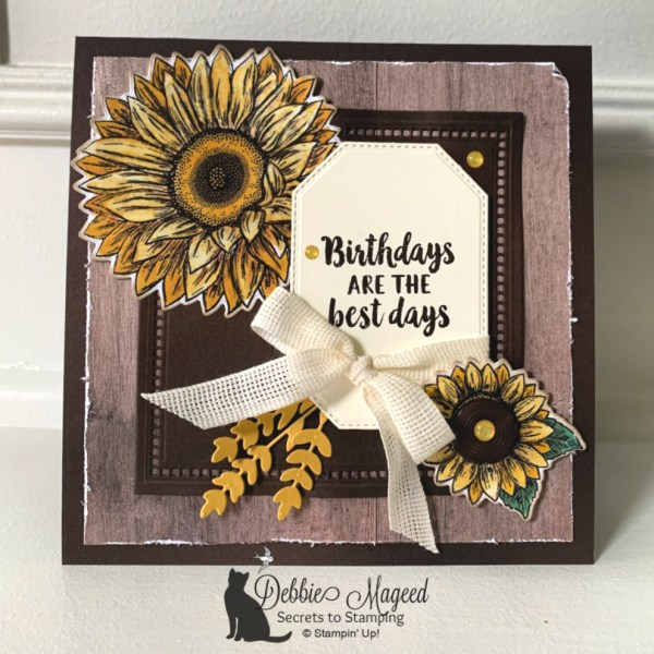 Stampin' Pretty Pals Sunday Picks - 09.13.20 Debbie Mageed