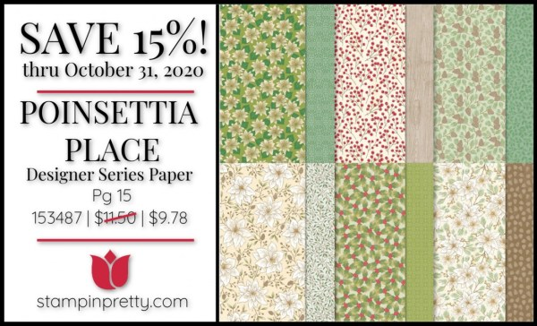 Poinsettia Place DSP 153487 $11.50 On Sale Through October 31