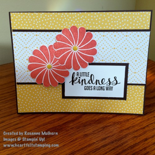Pals Paper Crafting Card Ideas Kinda Eclectic Mary Fish Stampin Pretty StampinUp
