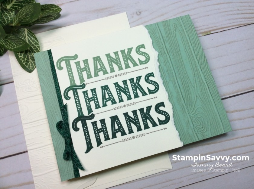 warm hearted stampin' up!, ombre' card, thanskgiving card ideas, stampin savvy, tammy beard