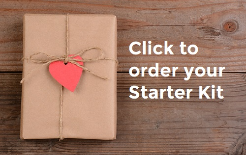 click to order your starter kit
