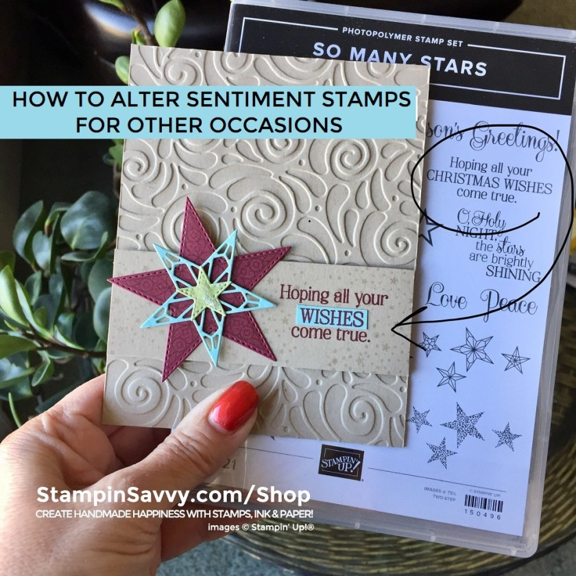 Alter-Sentiment-Stamps-for-Other-Occasions- TAMMY-BEARD-STAMPIN-UP-STAMPIN-SAVVY