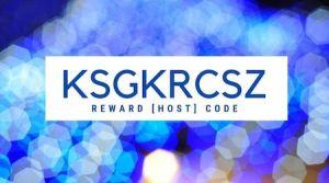 REWARD HOST CODE JULY 2021 KSGKRCSZ STAMPINSAVVY.COM