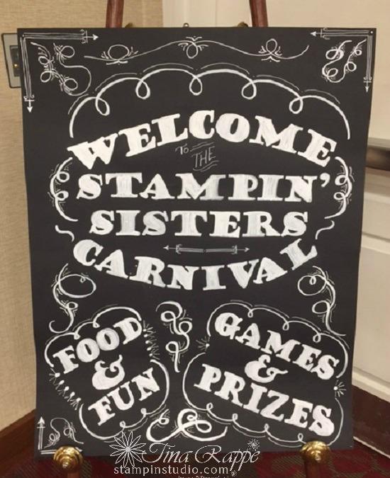 Stampin' Sisters Retreat