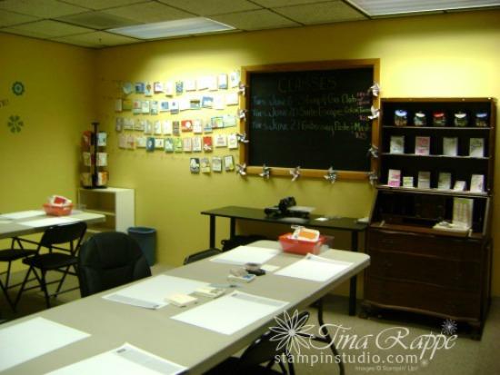 Stampin' Up! Stampin' Studio Classroom