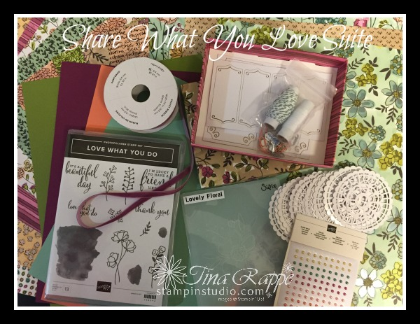 Stampin' Up! Share What You Love Suite, Stampin' Studio