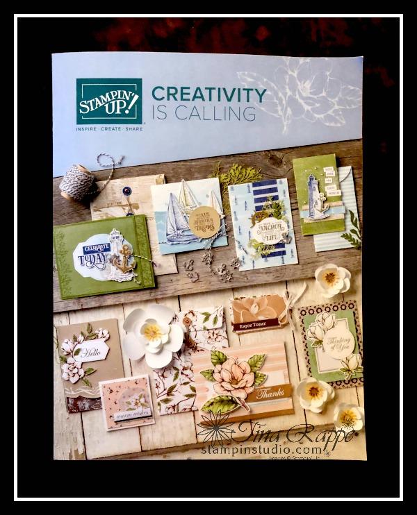 Stampin' up! 2019-2020 Annual Catalog, Stampin' Studio