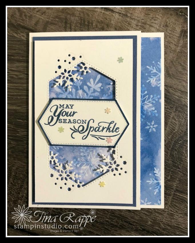 Stampin' Up! Snowflake Wishes Bundle, Stampin' Studio