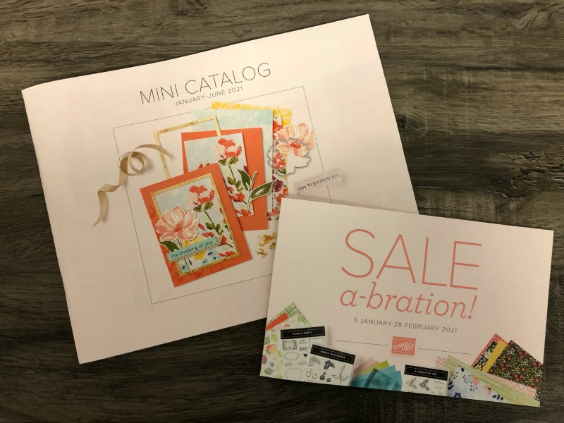 Stampin' Up! Sneak Peek of Upcoming Mini & Sale-a-bration Catalogs & Products, Stampin' Studio