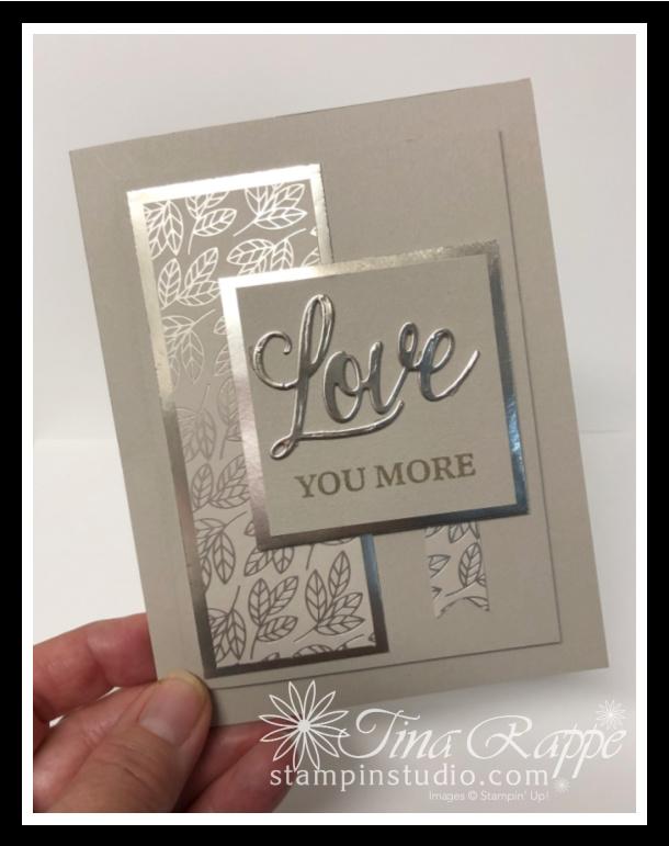Stampin' Up!, Always in My Heart Bundle, Stampin' Studio