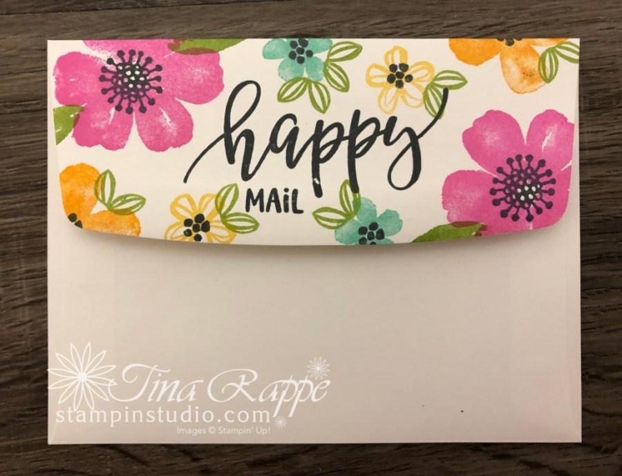 Stampin' Up! Pretty Perennials Bundle, One Sheet Wonder Cards, Stampin' Sisters Retreat, Stampin' Studio
