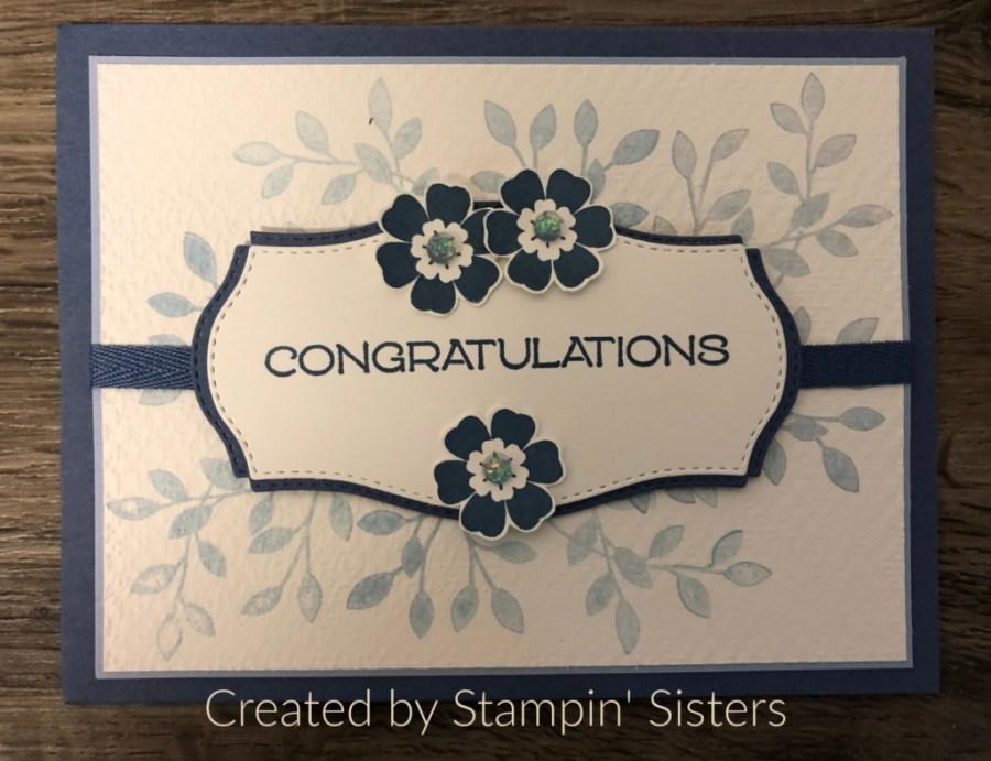 Stampin' Up! Vine Design Bundle, Stampin' Sisters Retreat, Stampin' Studio