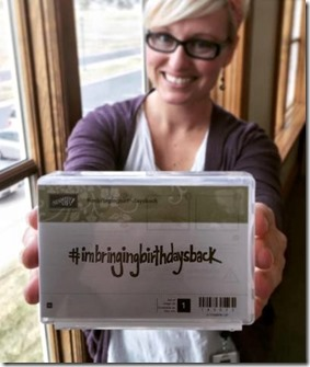 #imbringingbirthdaysback