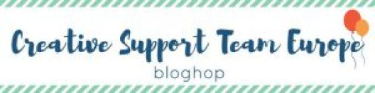Blog Hop Creative Support Team Europe