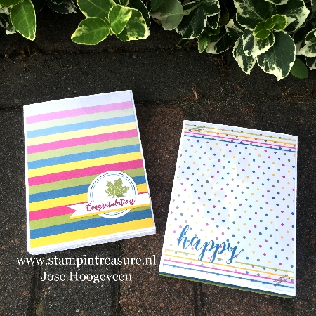 color theory memorie & more - stampin up