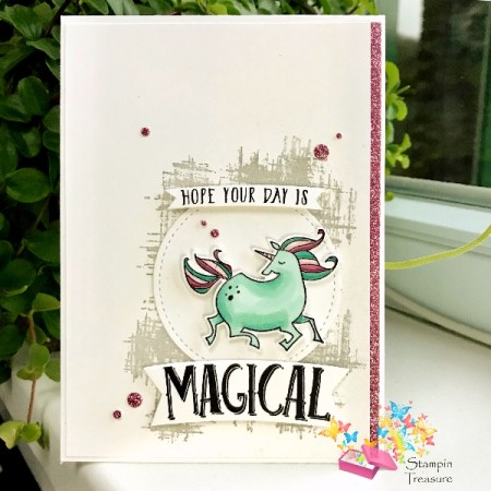 Magical Day Stampin Up