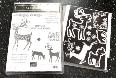 Dashing Deer Bundle_Detailed Deer Stampin Up