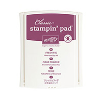 Fresh Fig Classic Stampin' Pad