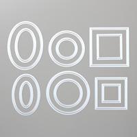 shapes framelits