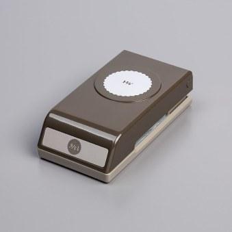 Perforatrice à cercle de pétoncles de 1-3 / 8 po (3,5 cm)
