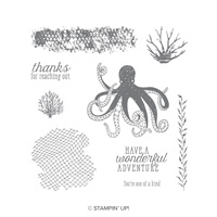 Sea Of Textures Clear-Mount Stamp Set