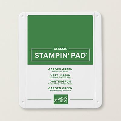 Garden Green Classic Stampin' Pad