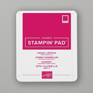 hot pink ink pad