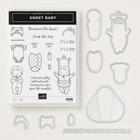 Sweet Baby Clear-Mount Bundle