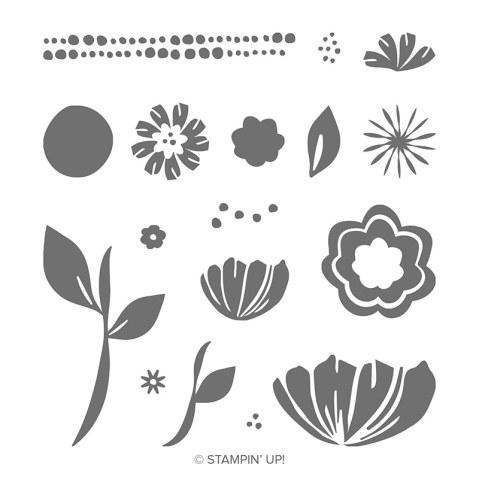 Bloom by Bloom Stamp Set