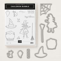 Cauldron Bubble Clear-Mount Bundle