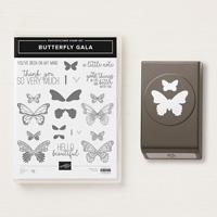 Butterfly Gala Photopolymer Bundle