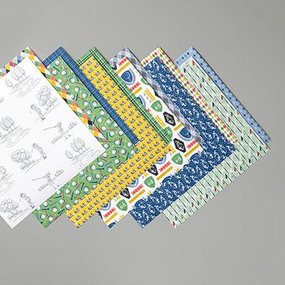 COUNTRY CLUB DESIGNER SERIES PAPER