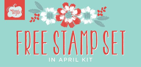 paperpumpkin free stamp set