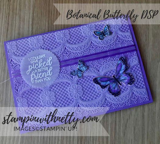 Lacy Butterflies in HeatherCard1StampinupAnnetteMcMillan22012019